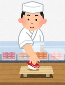 3万円あれば高級寿司も食べれる