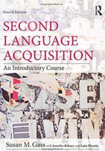 SLA 第二言語習得理論